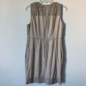 Dkny Dresses - DKNY Jeans gray sleeveless dress